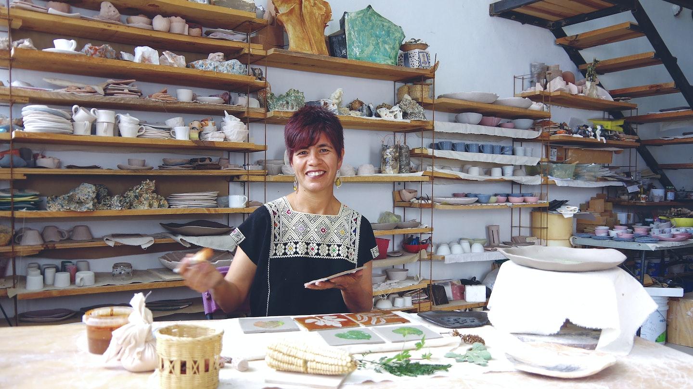 Experimental Ceramics with Maria Del Carmen & Kees