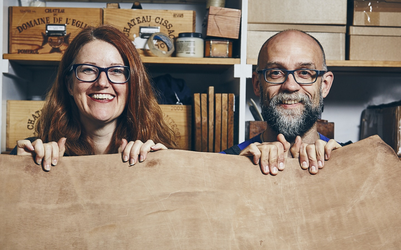 Handsewn Shoemaking with Deborah & James