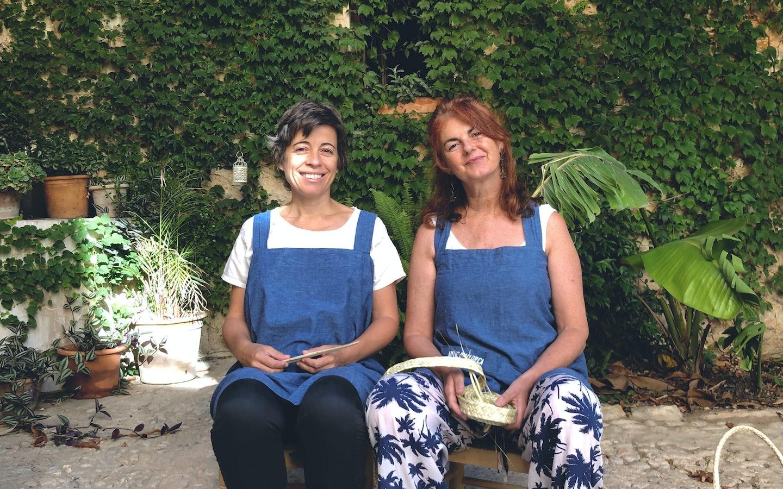 The Art of Ilata (Palm Braiding) with Araceli & Antonella