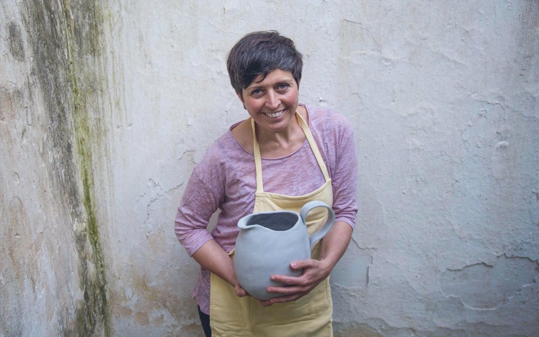 Contemporary Handbuilt Ceramics  with Myrto