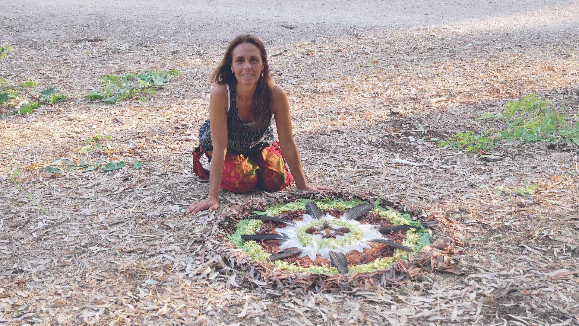 Mandala Art with Ines