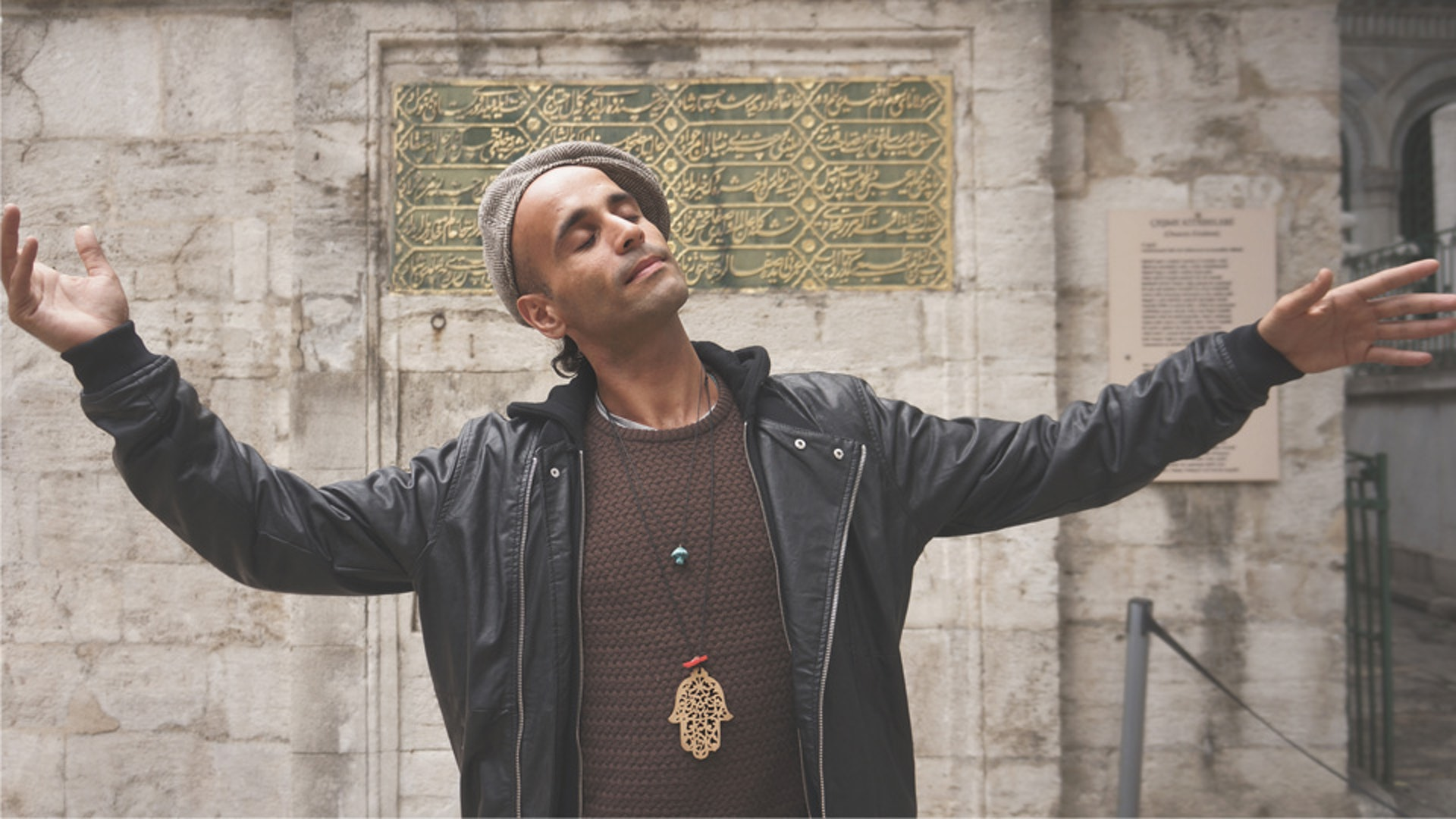 Anatolian Sacred Movements and Healing with Alper