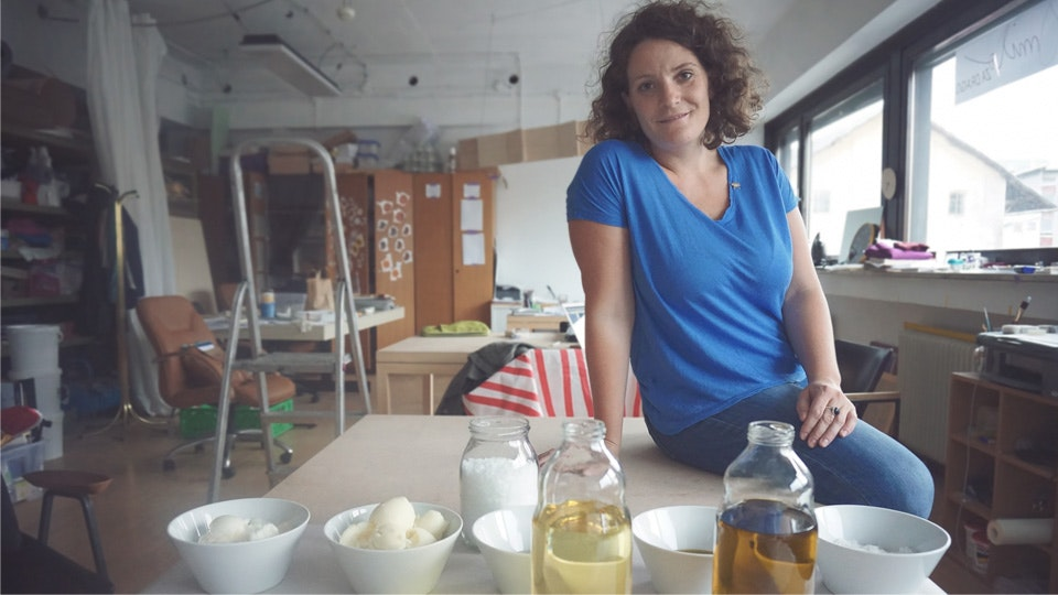 Salt Soap Making with Anja