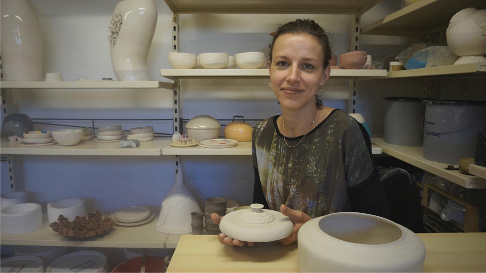 Contemporary Ceramics with Katja