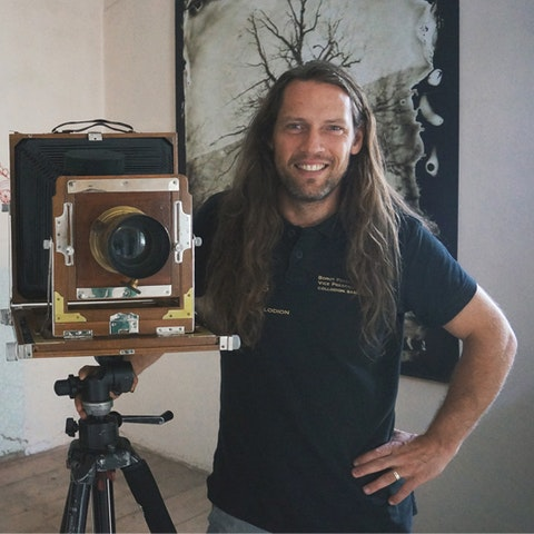 Learn wet plate collodion through a photo expedition with Borut in Slovenia.