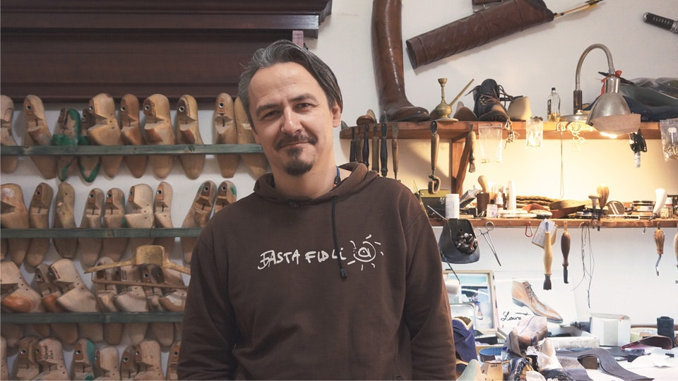 Bespoke Shoemaking with Erik