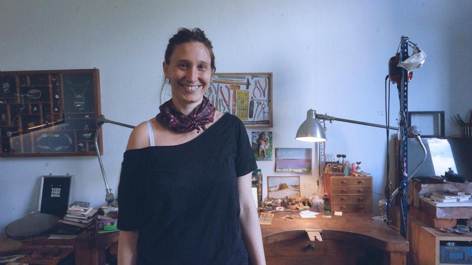 Jewelry Making with Rita Bamidele