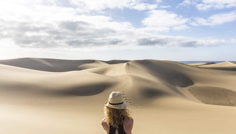 """Caron's story about her 4-day photography art trip in the beautiful Canary Islands 