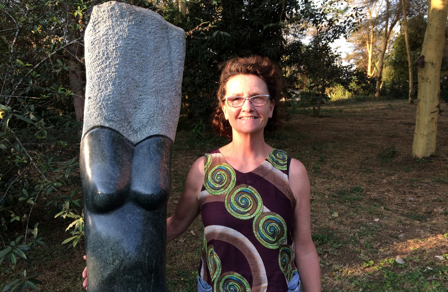 """""""Read the story of how Sarika made her first stone sculpture 