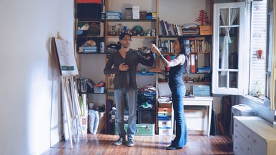 Learn tango techniques.