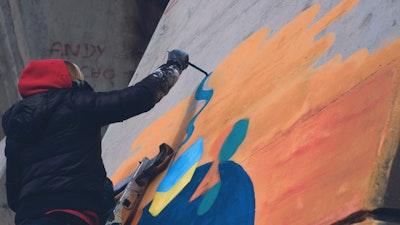 Explore Buenos Aires thriving urban art scene.