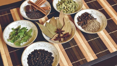 Incorporating local spices