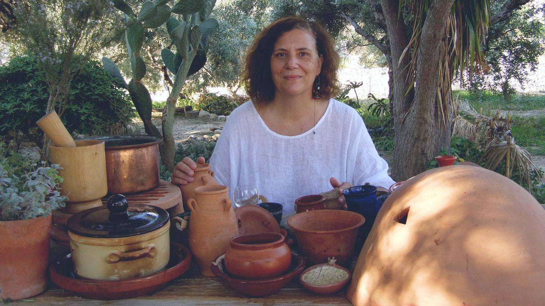 Historic Greek Cuisine with Mariana