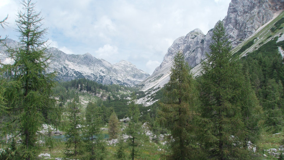 Mount Triglav - The Highest Peak of the Julian Alps