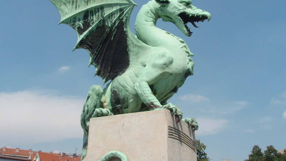 Ljubljana - The City of Dragons
