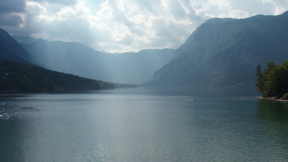 Lake Bohinj - Part of Triglav National Park