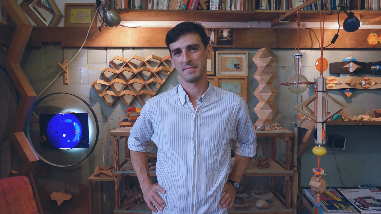 Learn wooden toy and furniture making with Gonzalo in Argentina.