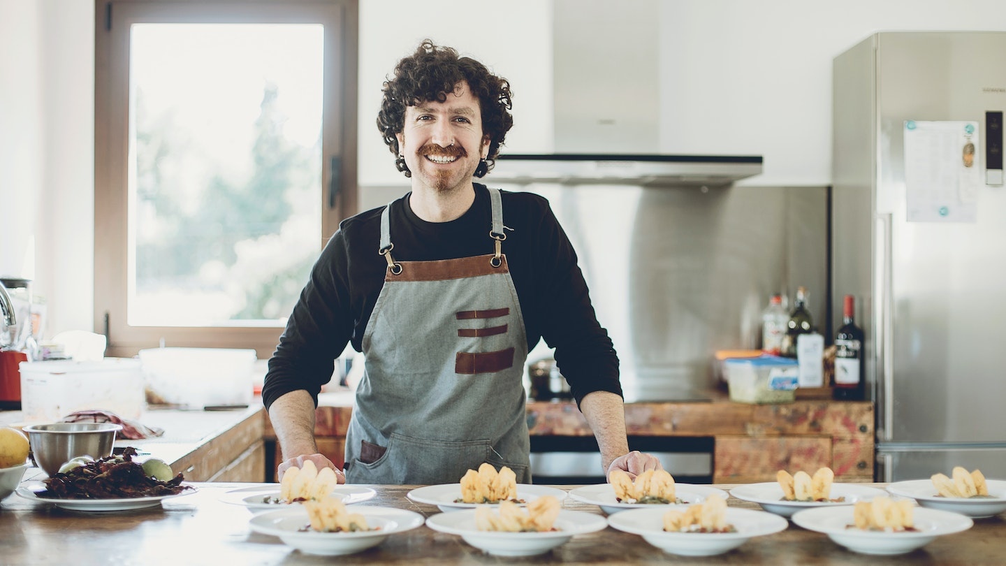 Learn culinary techniques from master chef Benji in Majorca, Spain.