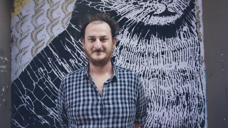 Stencil Art with Federico