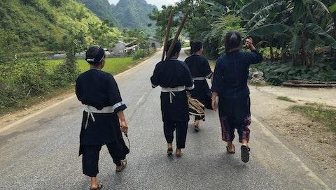 Cao Bang, Vietnam. Courtesy of Julia Larsen and Lesley Onstott.