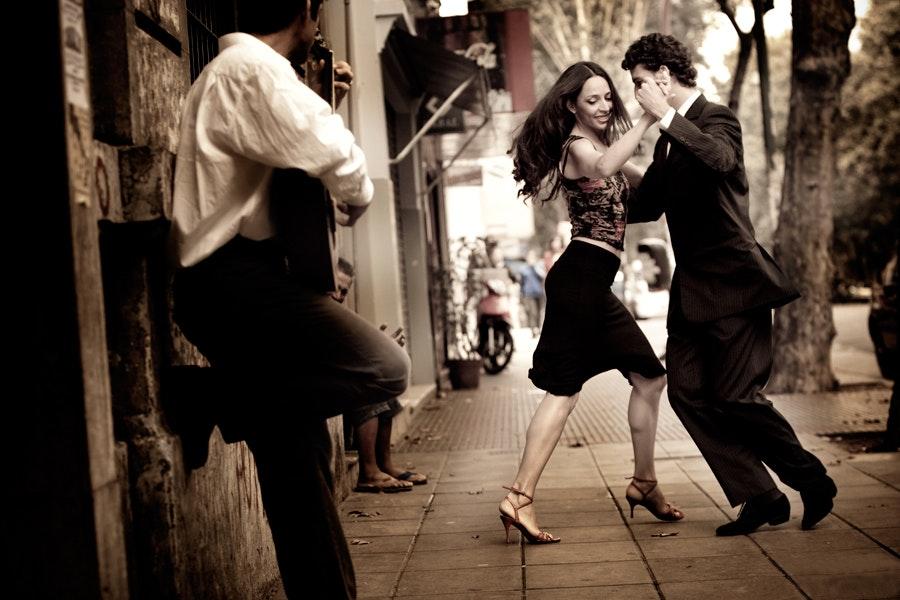 Viviana   julio dancing in street edited