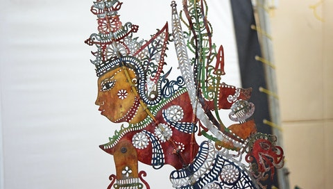 A journey into the life of wayang kulit artist, the traditional Malaysian leather shadow puppets making art.  #vawaa #art #artist #creativity #puppets #leather #puppets #makers #artisan #malaysia
