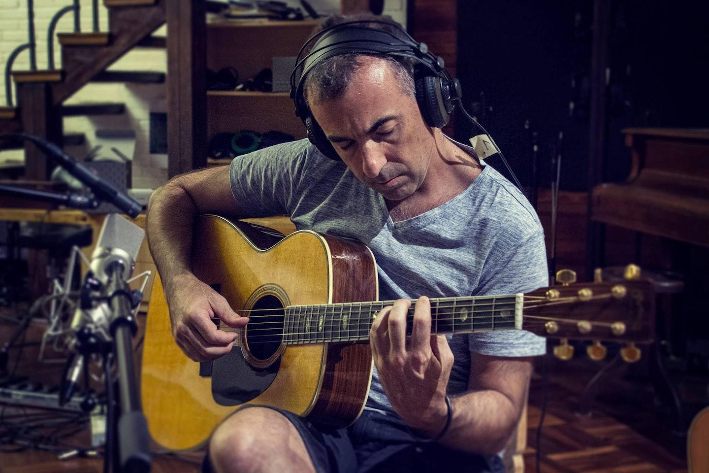 Music Producer Francisco. Montevideo, Uruguay. Courtesy of Francisco.