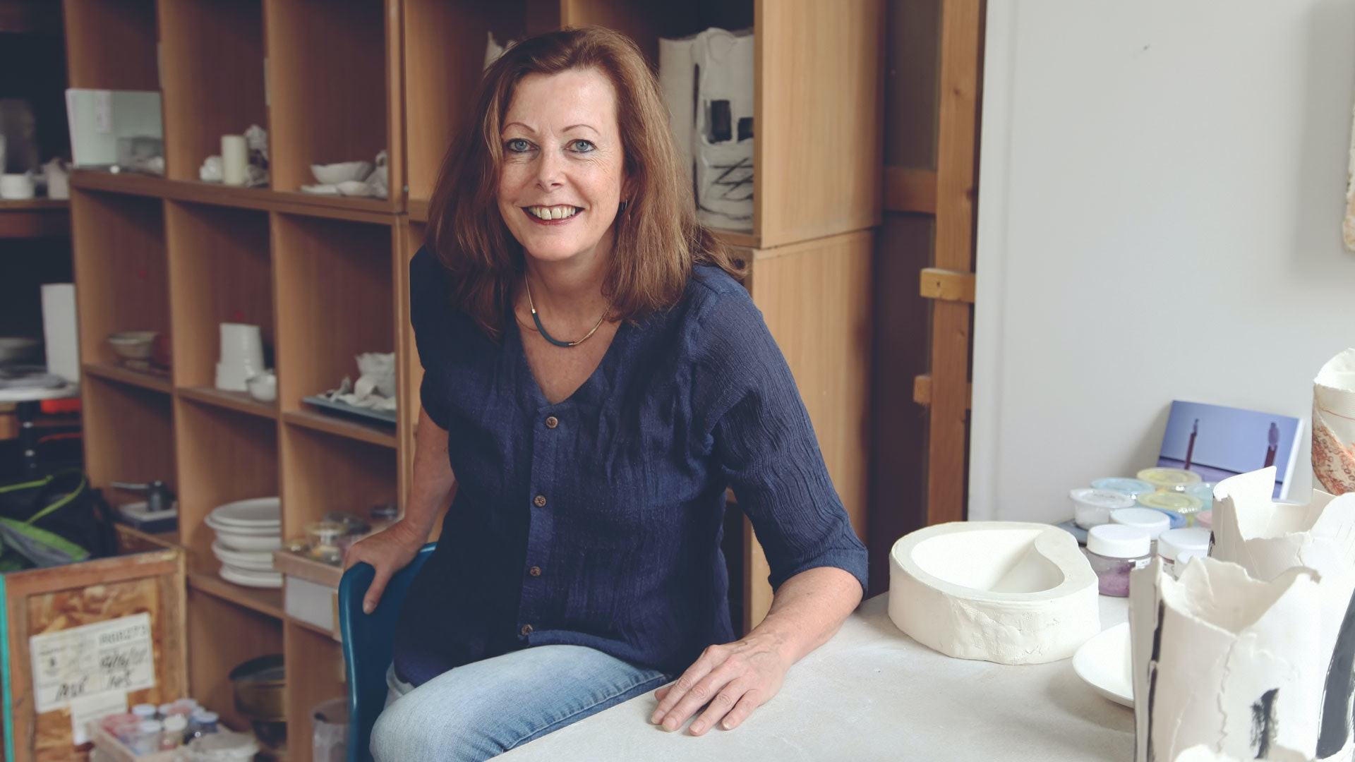 Porcelain Ceramics with Sally