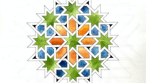 Patterns by Srujana Akkiraju from Brooklyn, USA.