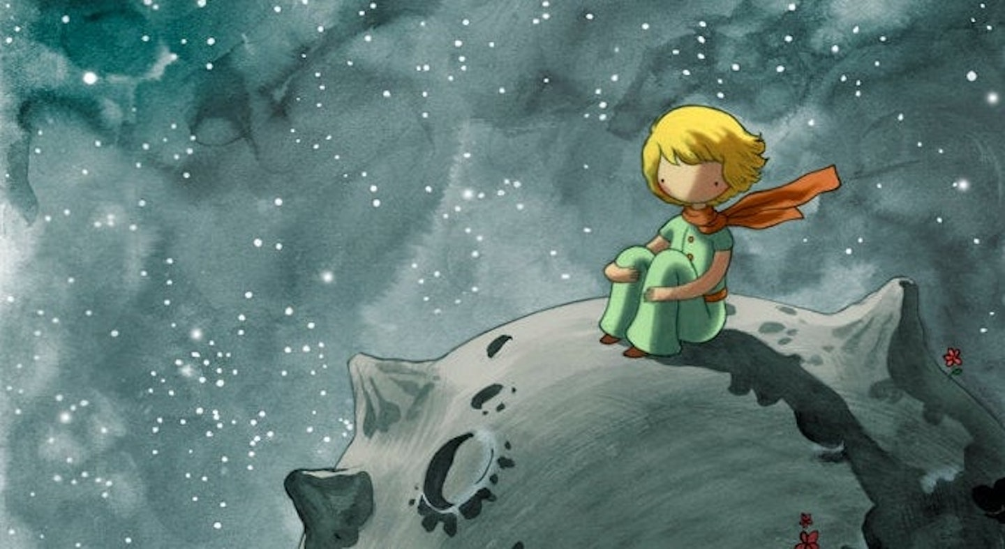 """The Little Prince"" is a book that is also very relevant to adults. Courtesy of @stasiaburrinngton."